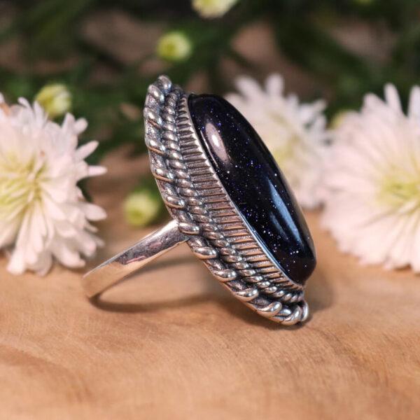 Edelsteen Ring Euonia