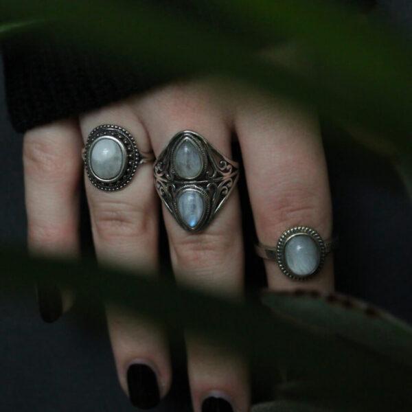 Edelsteen ringen - omnis jewels